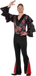 Herenkostuum Spaanse Flamenco Danser