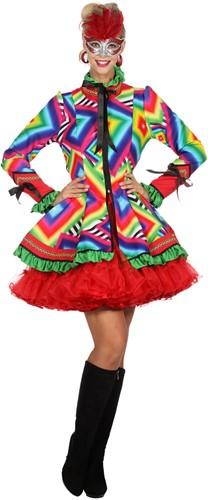 Carnavalsjas Multiblocks voor dames (2)