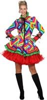 Carnavalsjas Multiblocks voor dames