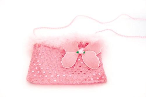 Handtasje Prinses Roze
