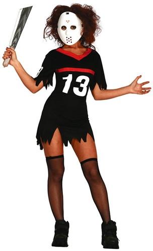 Halloween Jurkje Jason Friday the 13th