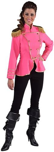 Damesjas Uniform Pink