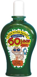 Shampoo 60 Jaar Man!