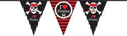 Vlaggenlijn Piraat 6 meter