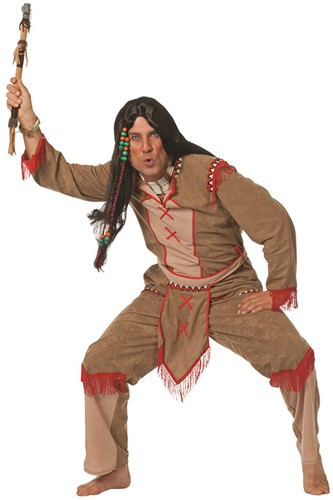 Indianenpak Hiawatha voor heren
