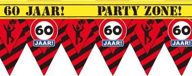 Markeerlint Party 60 Jaar