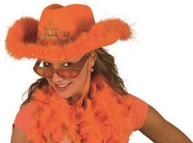 Discobril Oranje Glitter