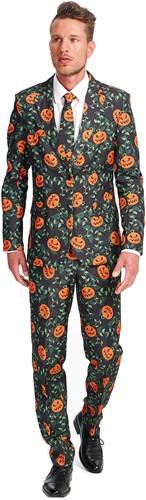 Herenkostuum Suitmeister Pumpkin Leaves