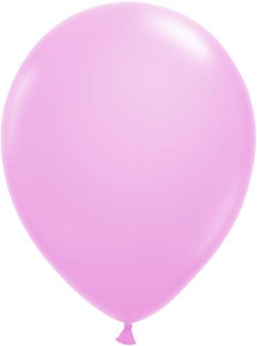 Ballonnen Klein 5inch 100 stuks Babyrose