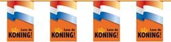Vlaggenlijn Leve de Koning 6m