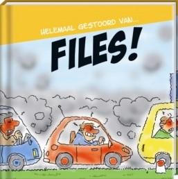 Boek Gestoord Files!
