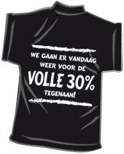 Mini-shirt Volle 30 %