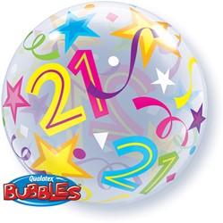 Bubble 21 Stars