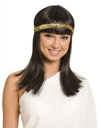 Pruik Cleopatra (Egyptische Koningin)