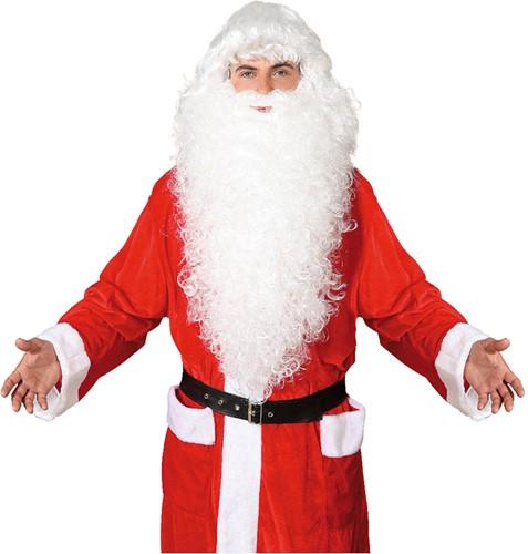 Baardstel Kerstman Superluxe Lang