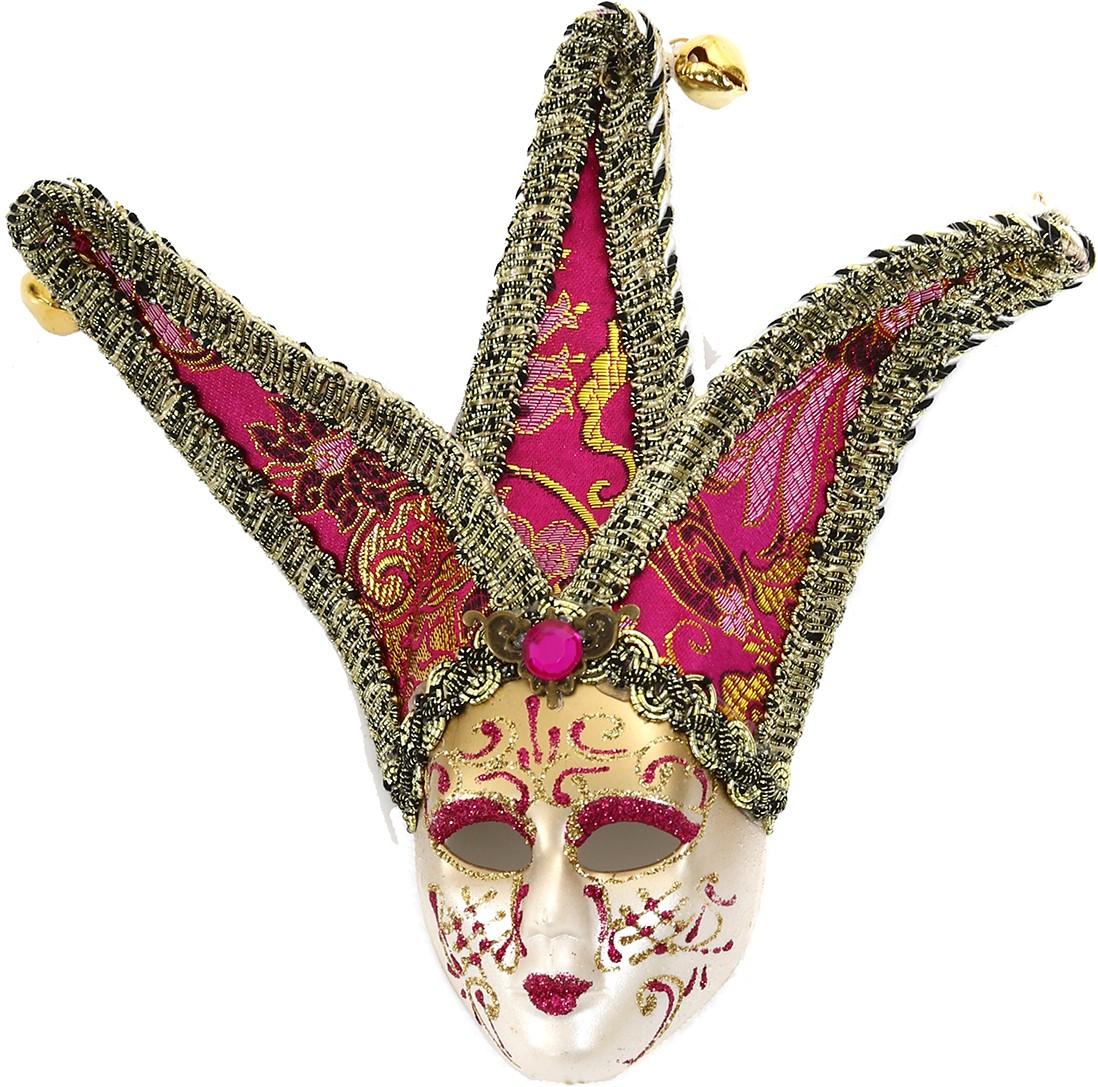 Venetiaans Masker 18cm Kopen Carnavalsland Nl