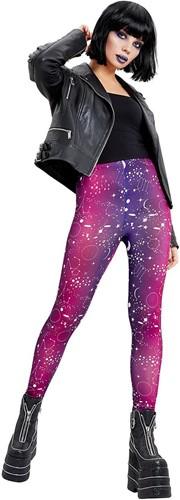 Galactische Space Legging voor dames