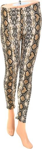 Legging Slangenprint
