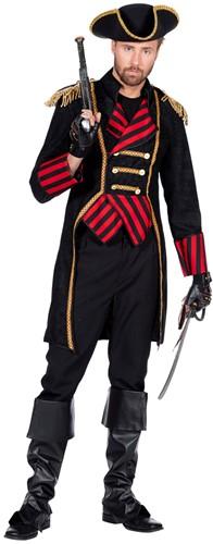 Piratenjas Stripe Luxe voor heren