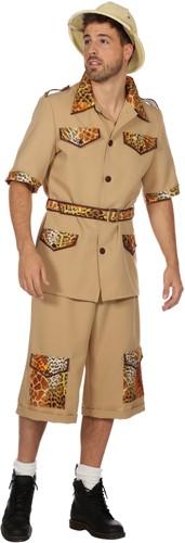 Safari Pak voor heren (2)