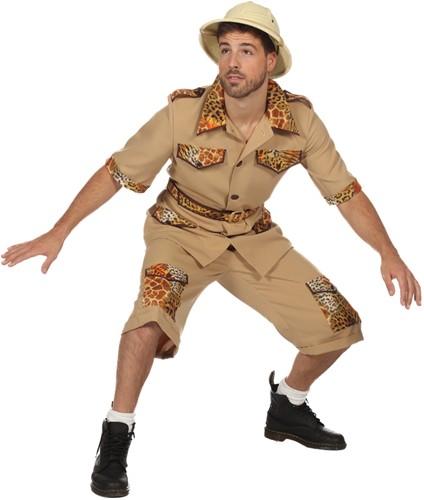 Safari Pak voor heren