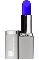 Kryolan lipstick Neon Blue