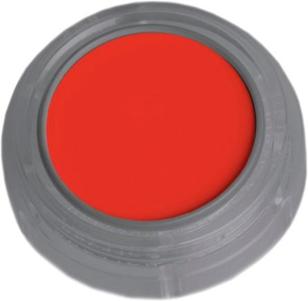 Grimas Water Make-up 530 Fluor Oranje (2,5ml)