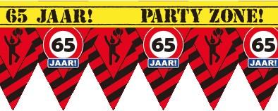 Markeerlint Party 65 Jaar