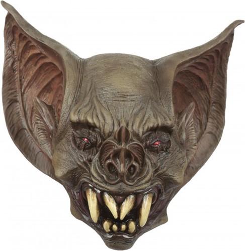 Halloween Masker Enge Vleermuis - Bat Creature (latex)