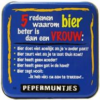 Pocket Tin Bier Beter