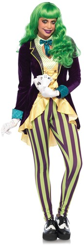 Dameskostuum Wicked Trickster