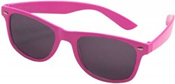 Blues Brothers Bril Neon Pink