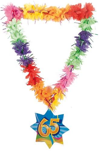 Hawaikrans Tinsel 65 jaar