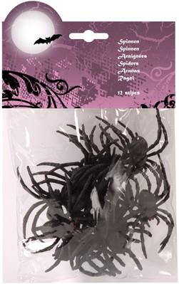 Spinnen 12st