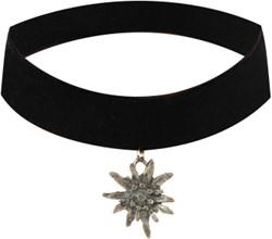 Halsband Edelweiss