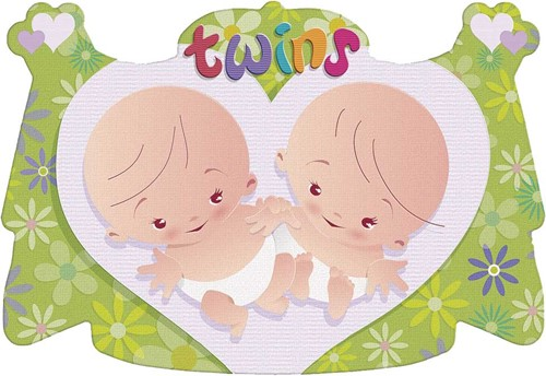 Kroonschild Twins (Tweeling)