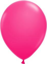 Ballonnen Klein 5inch 100 stuks Fuchsia