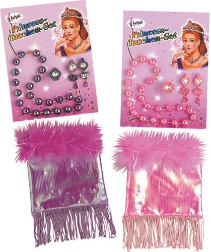 Prinsessen Accessoire Set