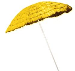 Parasol Hawai 1,8mtr Geel
