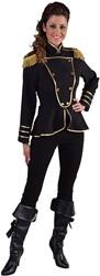 Damesjas Uniform Zwart