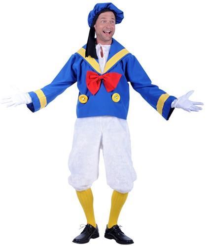 Herenkostuum Donald Duck Eend
