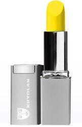 Kryolan lipstick Neon Yellow