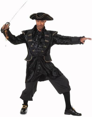 Piratenjas Black Wave voor heren