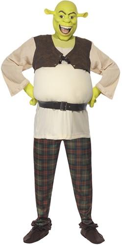 Kostuum Shrek voor heren
