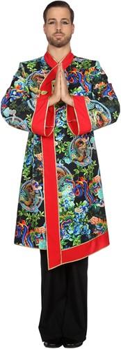 Kostuum Japanse Dragon voor heren
