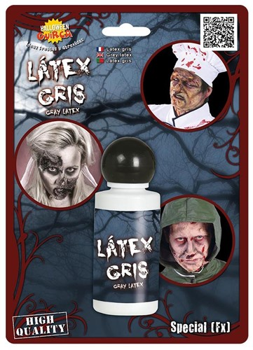Vloeibare Latex Grijs (28ml)