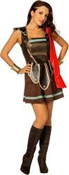 Dameskostuum Romeinse Strijder