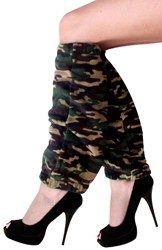 Beenwarmers Camouflage 2st.