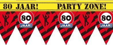 Markeerlint Party 80 Jaar