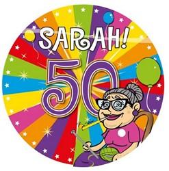 LED Button Sarah